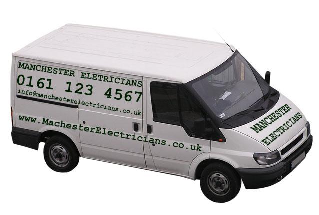 Manchester Electricians Branding
