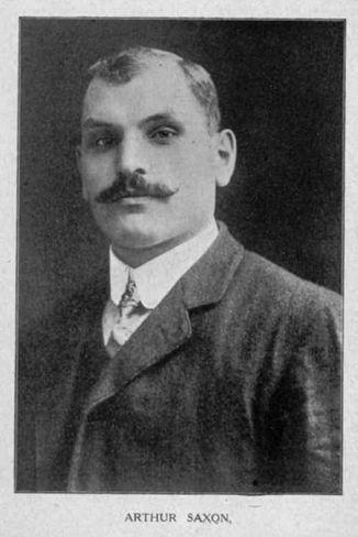 Arthur Saxon circ. 1905