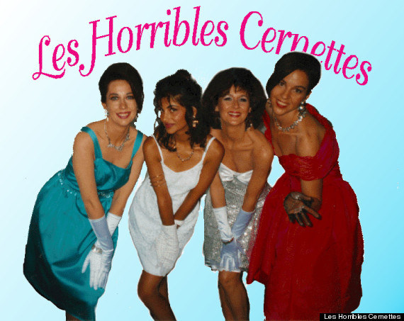 First Ever Photo of Cernettes