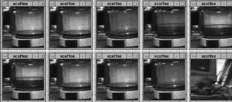 First Ever Webcam in Trojan Room