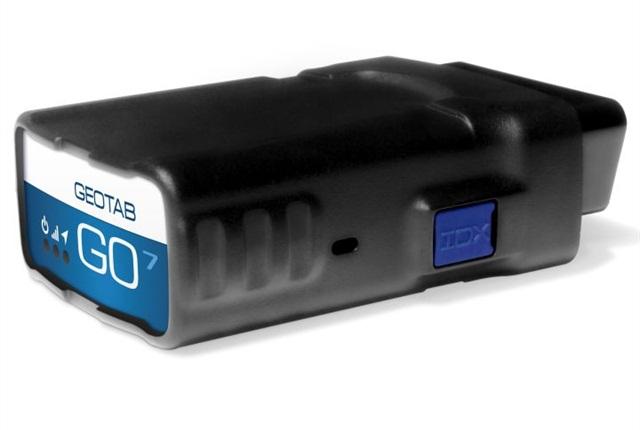 Geotab Go7 Telematics Device
