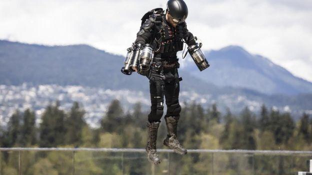 Ironman Flight Suit