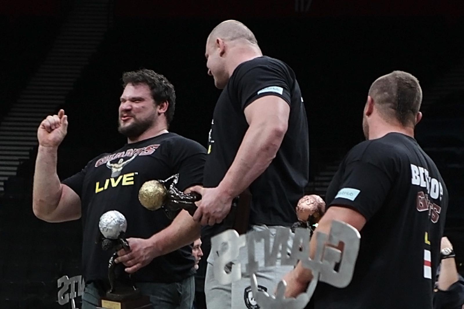 Martins Licis and Mateusz Kieliszkowski